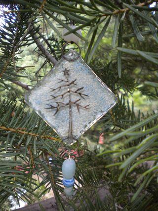 Ornaments 2 - blue