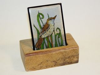 Bird Paperweight 1