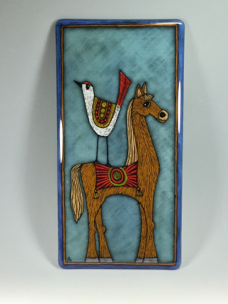 PROUD HORSE 1