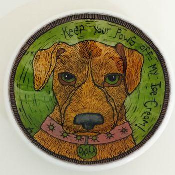 Dashas Dog Bowl