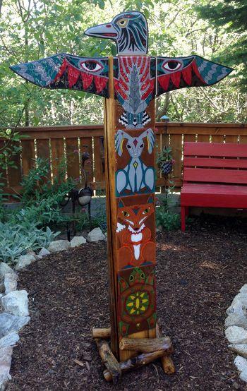 Health and Wisdom Totem