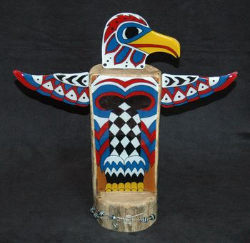 Symmetry and Balance Totem